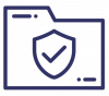 Helps your customers to self-serve via a secure document portal