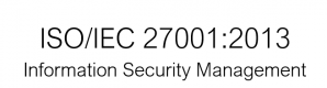 Paragon Customer Communications Luxembourg certified ISO 27001:2013