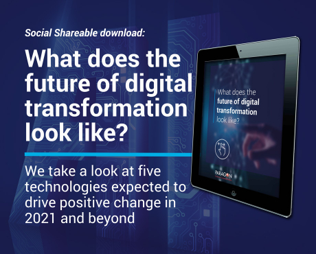What does the future of digital transformation look like?