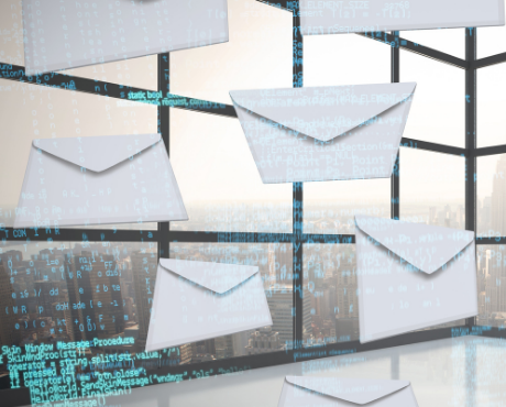 digital disruption in the mail room