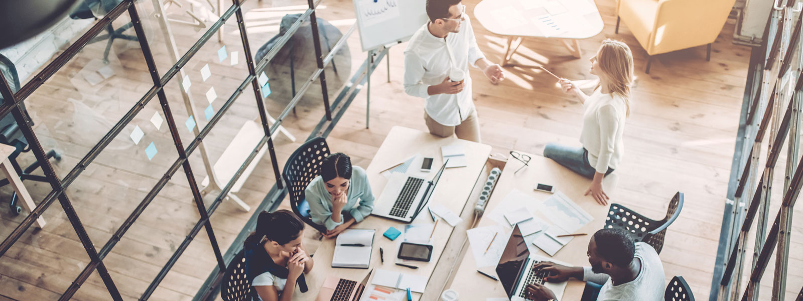 Top 5 Back to business essentials for marketing teams