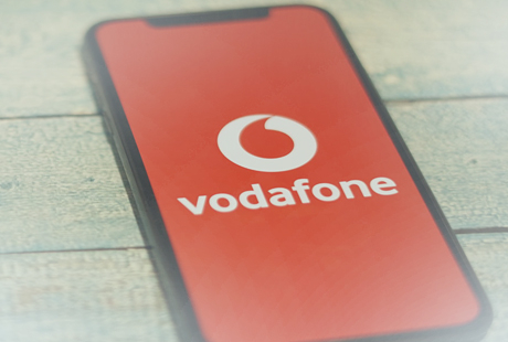 Conversational User Interface: Vodafone