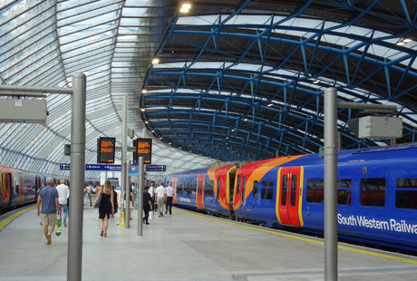 South Western Railway Case Study