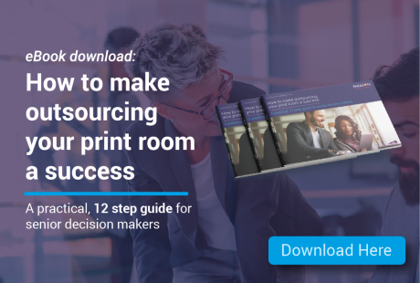 Outsourcing your print room Ebook
